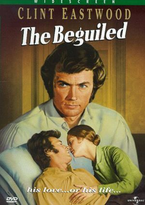 The Beguiled (1971) filminin afişi