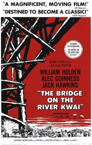 The Bridge on the River Kwai (1957) filminin afişi