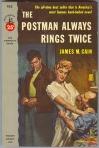 James Mallahan Cain'ın romanının kapağı