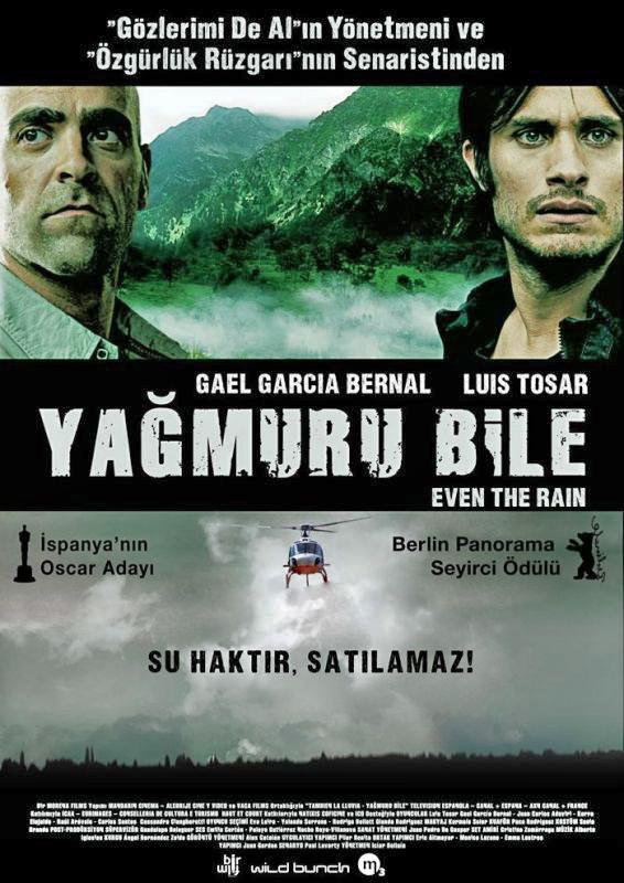 También la lluvia (2010) filminin afişi