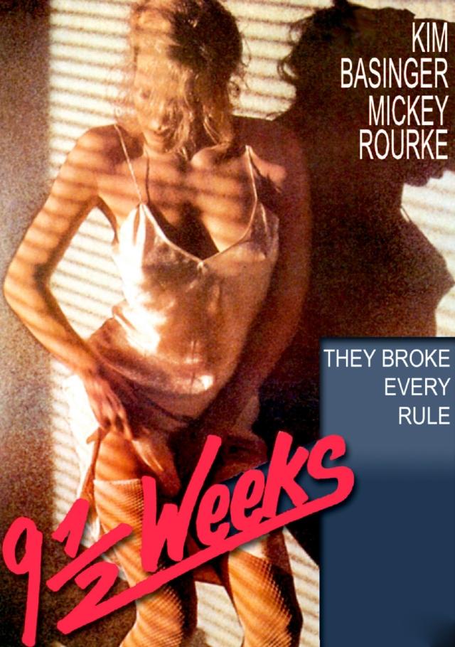 Nine 1/2 Weeks (1986) filminin afişi
