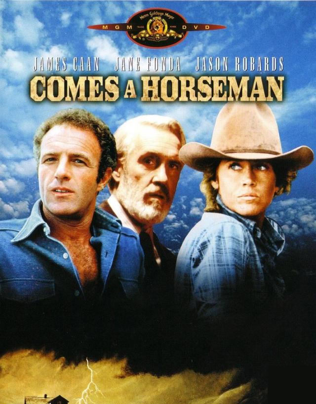 Comes A Horseman (1978) filminin afişi