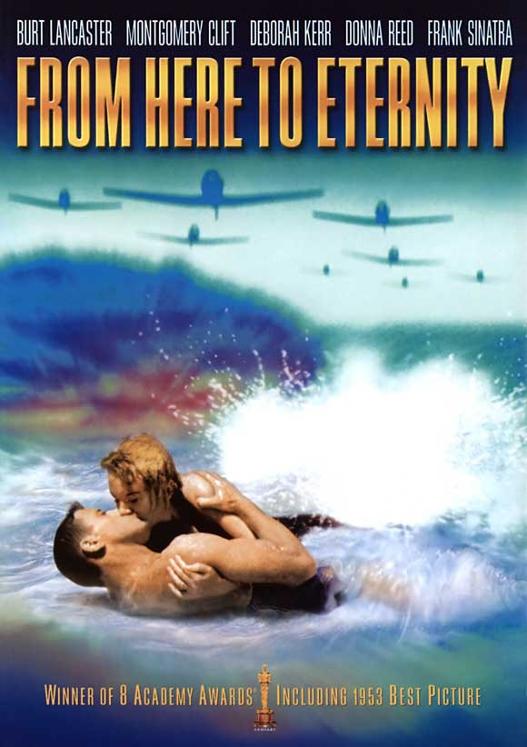 From Here to Eternity (1953) filminin afişi