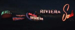 Filmde soyulacak Las Vegas'taki casinolar