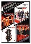 Ocean's Eleven serisinin dörtlü afişi