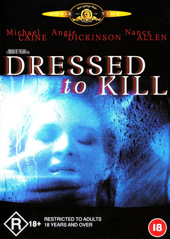 Dressed to Kill (1980) filminin afişi