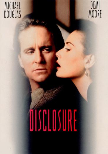 Disclosure (1994) filminin afişi