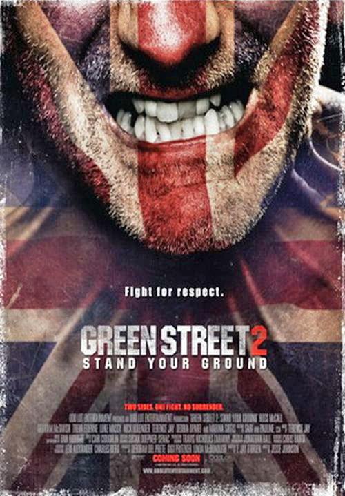 Green Street Hooligans 2 (2009) filminin afişi