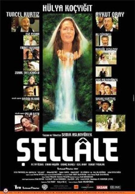 Şellale (2001) filminin afişi