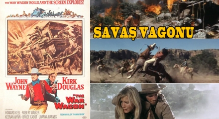 Savaş Vagonu - The War Wagon (1967) 720p HDTV