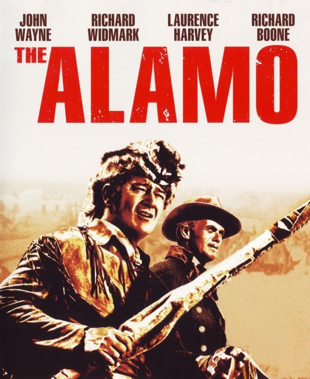 The Alamo (1960) filminin afişi