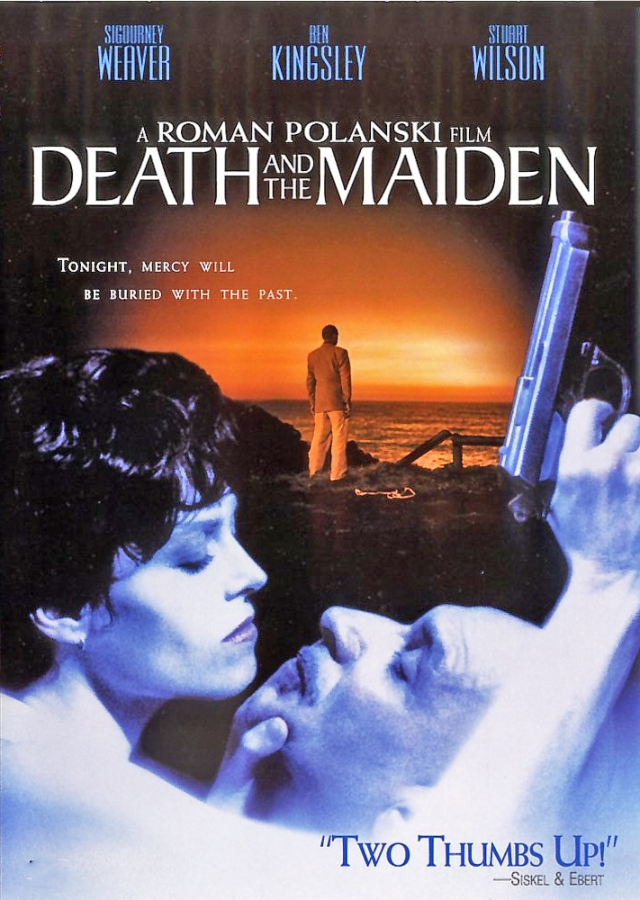 Death and the Maiden (1994) filminin afişi