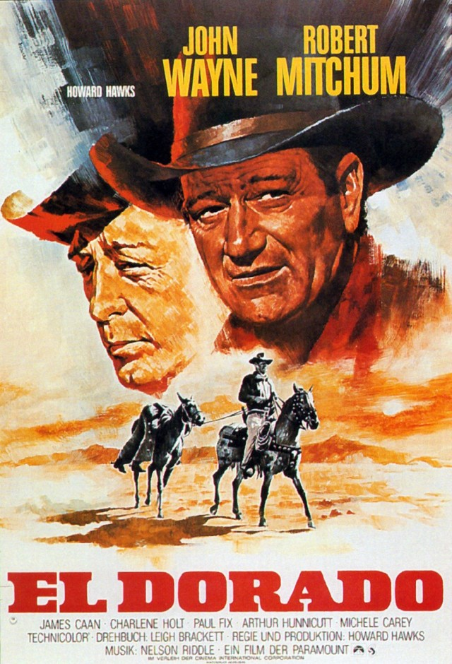 El Dorado (1966) filminin afişi