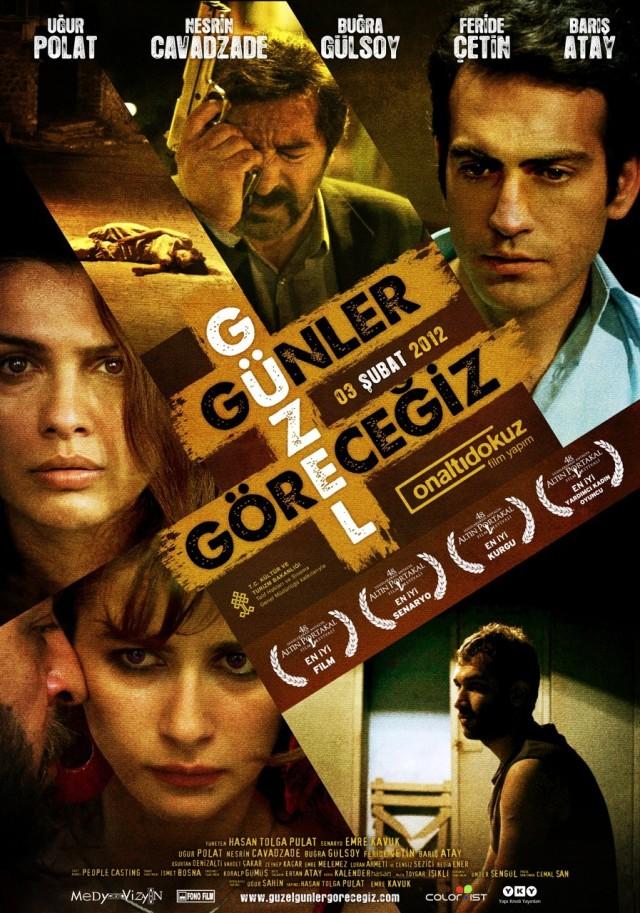 Güzel Günler Göreceğiz (2012) filminin afişi