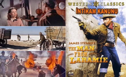 İntikam Kanunu - The Man from Laramie (1955)