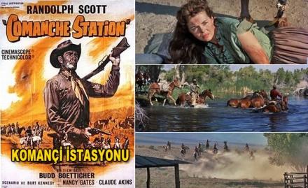 Komançi İstasyonu - Comanche Station (1960)