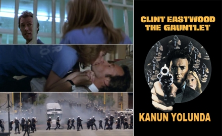 Kanun Yolunda - The Gauntlet (1977)