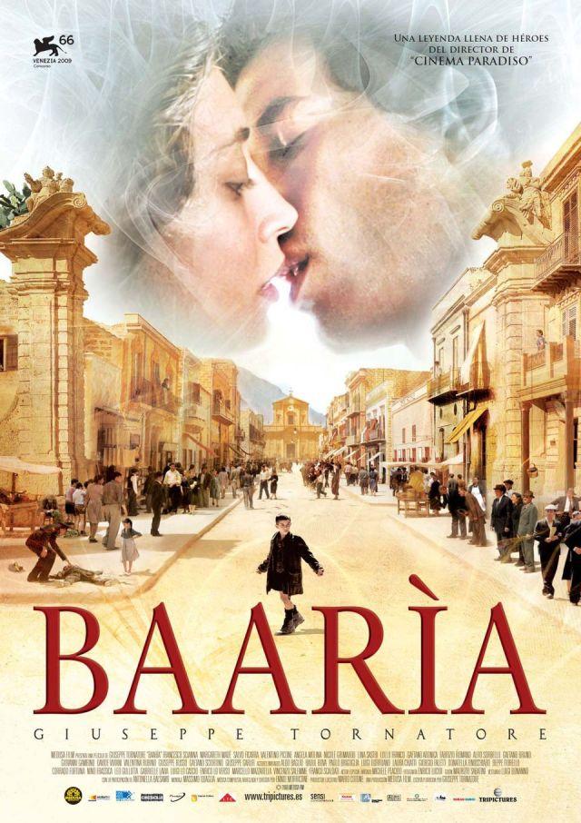 Sicilya - Baarìa (2009) filminin afişi