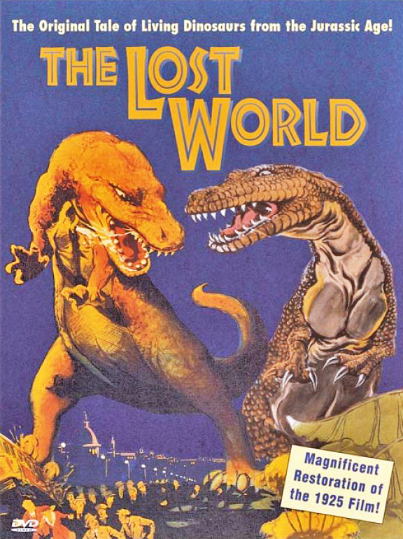 The Lost World (1925) filminin afişi