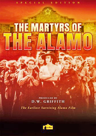 Martyrs of the Alamo (1915) filminin afişi