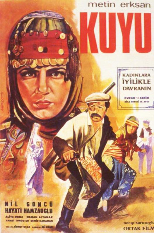 Kuyu (1968) filminin afişi