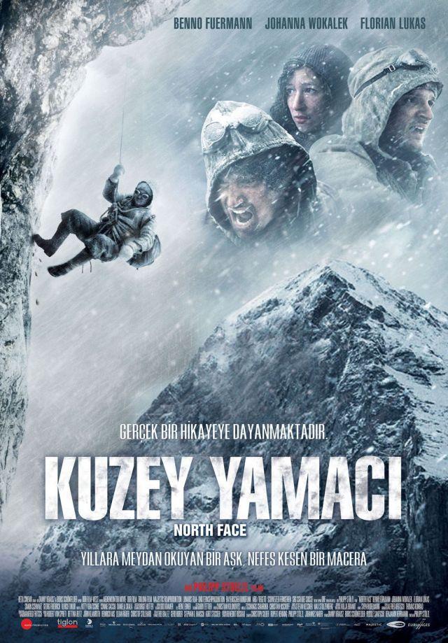North Face (2008) filminin Türkçe afişi
