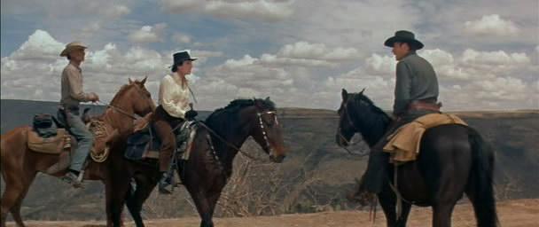 Amansız Takip – The Bravados 1958