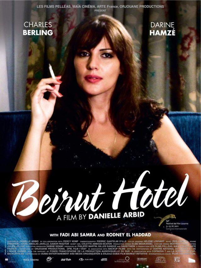 Beyrouth Hôtel (2011) filminin afişi
