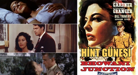Hint Güneşi - Bhowani Junction (1956)