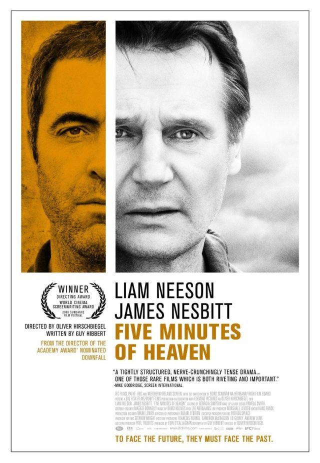 Five Minutes of Heaven (2009) filminin afişi