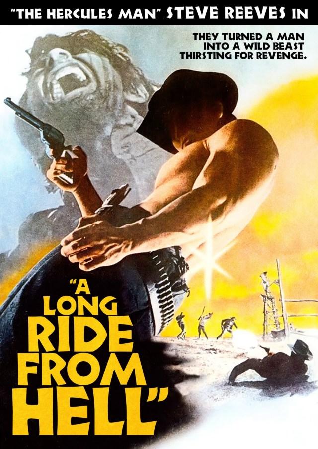 Cehennemde Fırtına - A Long Ride From Hell (1968) filminin fragmanı