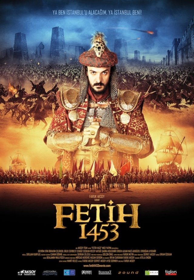 Fetih 1453 - Conquest 1453 (2012) filminin afişi