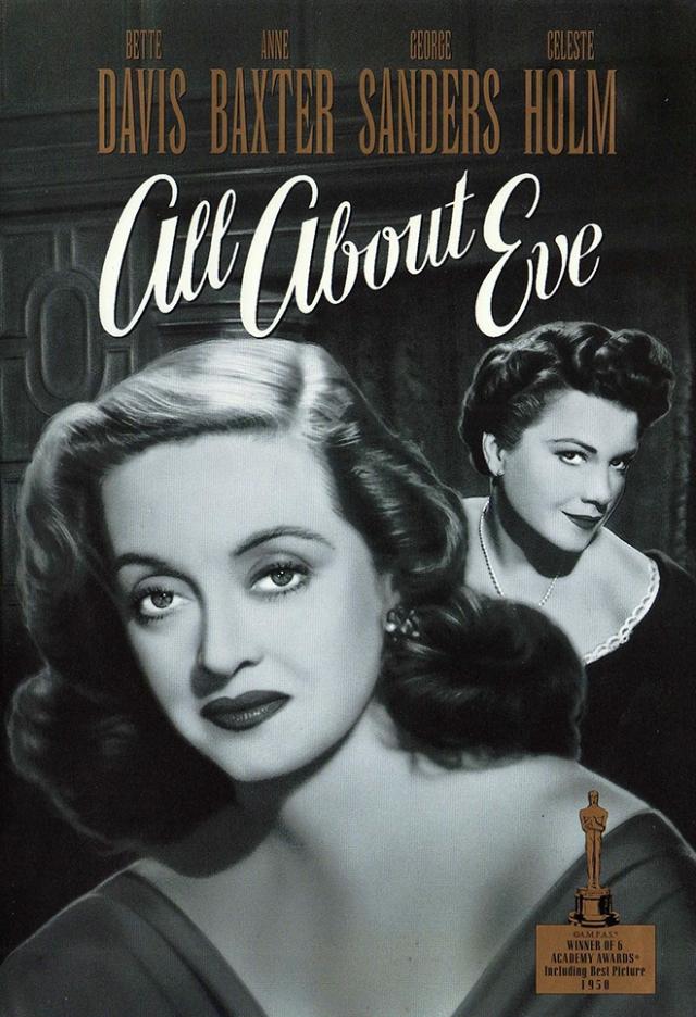All About Eve (1950) filminin afişi