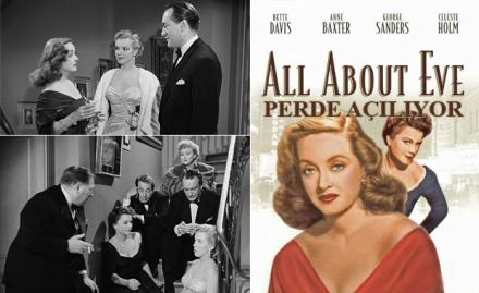Perde Açılıyor - All About Eve (1950) 480p