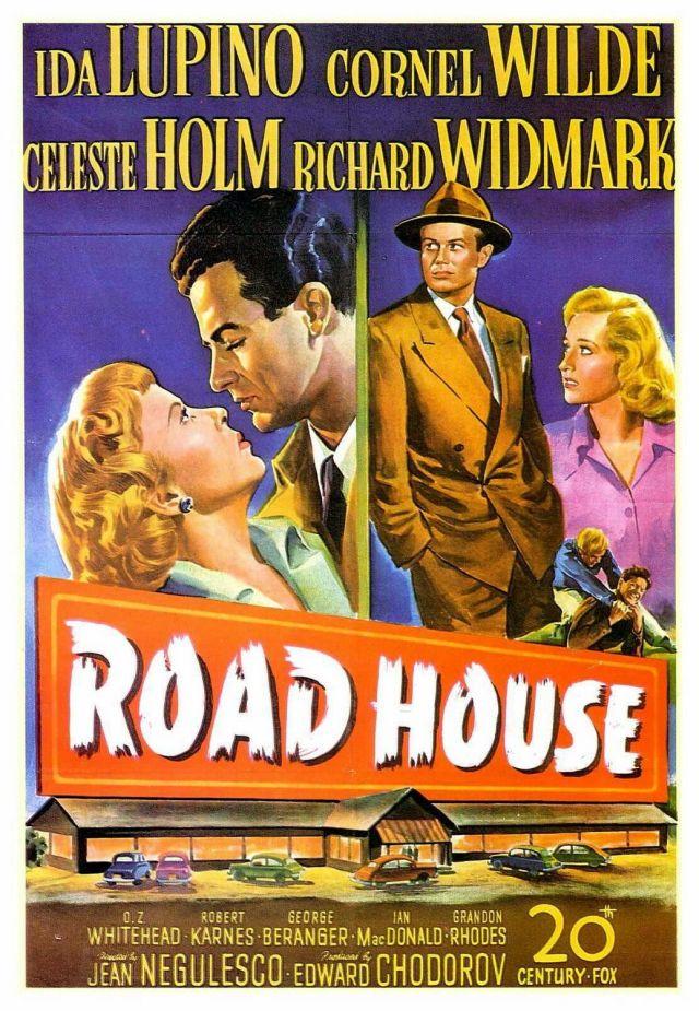 Road House (1948) filminin afişi