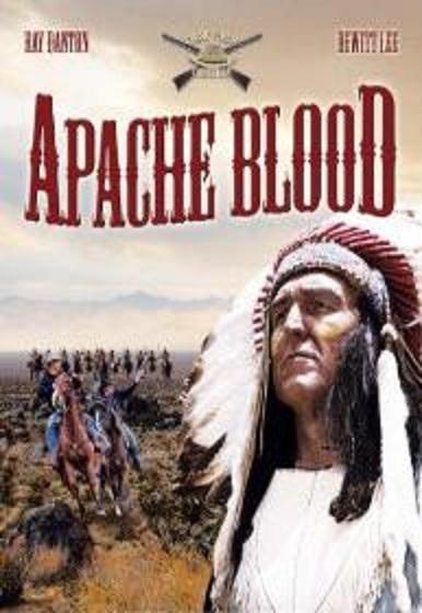 Apache Blood (1975) filminin afişi
