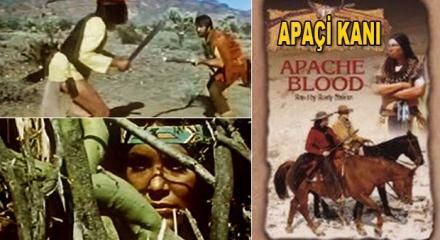 Apaçi Kanı - Apache Blood (1975)