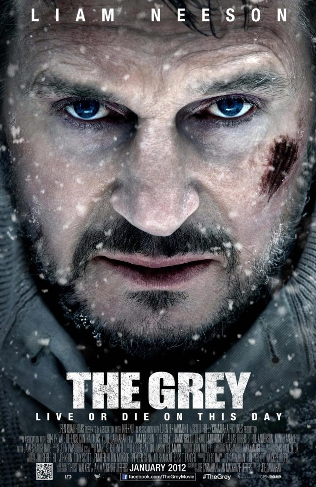The Grey (2011) filminin afişi