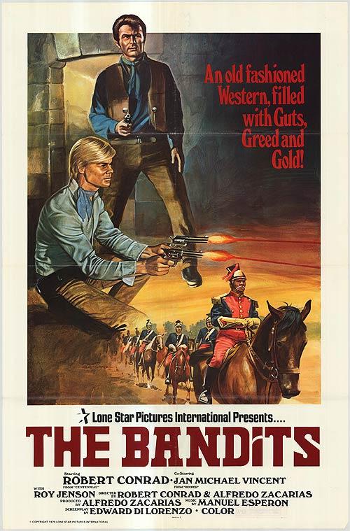 The Bandits (1967) filminin afişi