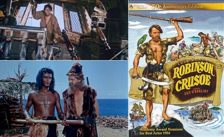 Robenson Krüzo'nun Maceraları - Robinson Crusoe (1954)