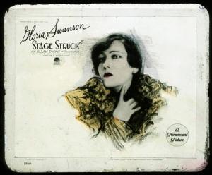 Stage Struck (1925) filminin afişi