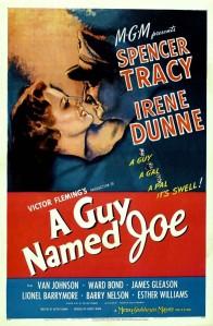 A Guy Named Joe (1943) filminin afişi