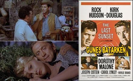 Güneş Batarken - The Last Sunset (1961) [ALTYAZI]