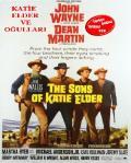 """Türkiye'de VCD'lerde orjinal adıyla """"Ketie Elder ve Oğulları"""" adıyla piyasaya sürüldü"""