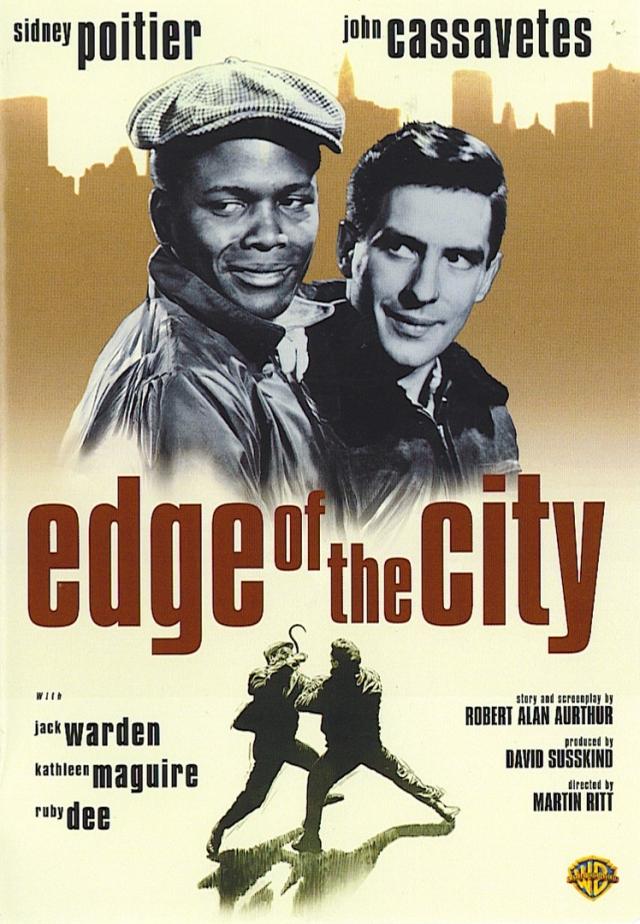 Edge of the City (1957) filminin afişi