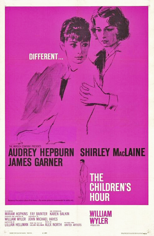 The Children's Hour (1961) filminin afişi