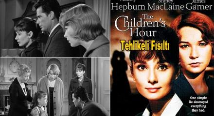 Tehlikeli Fısıltı - The Children's Hour (1961) [ALTYAZI]