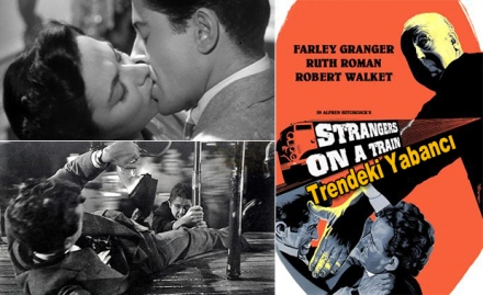 Trendeki Yabancı – Strangers On A Train (1951)