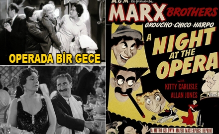 Operada Bir Gece - A Night at the Opera (1935)
