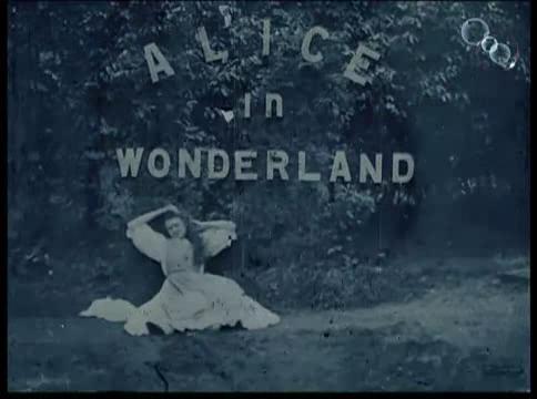 Alice Harikalar Diyarında - Alice in Wonderland (1903) [SILENT]